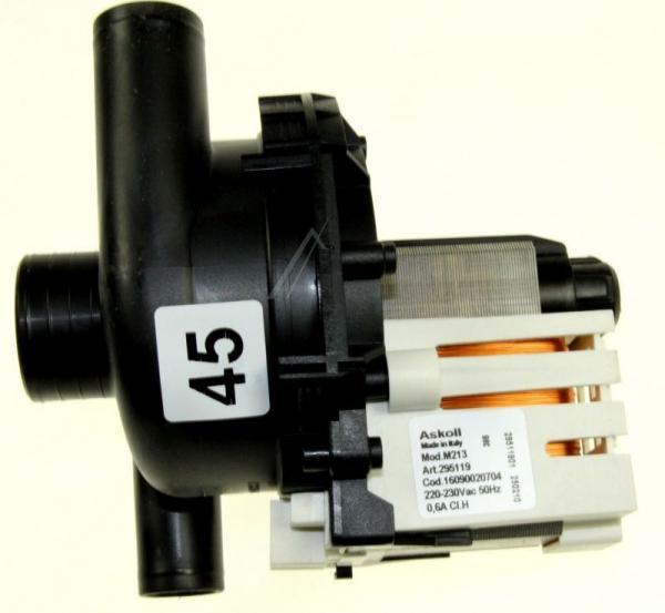 Pompa myjąca (obiegowa) z turbiną do zmywarki Smeg 795210568,0