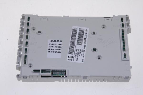 Moduł sterujący (w obudowie) skonfigurowany do zmywarki 481221838336,0
