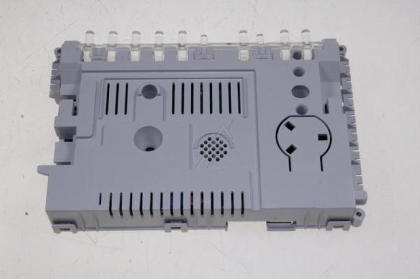 Programator | Moduł sterujący (w obudowie) skonfigurowany do zmywarki Whirlpool 481221838501,0