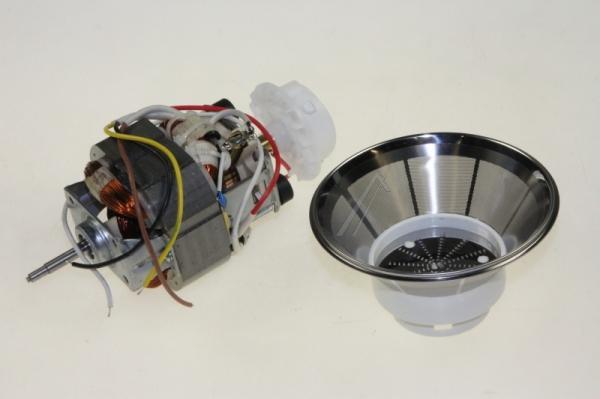 Zestaw naprawczy silnik ze sprzęgłem i sito do robota kuchennego 420306566200,0