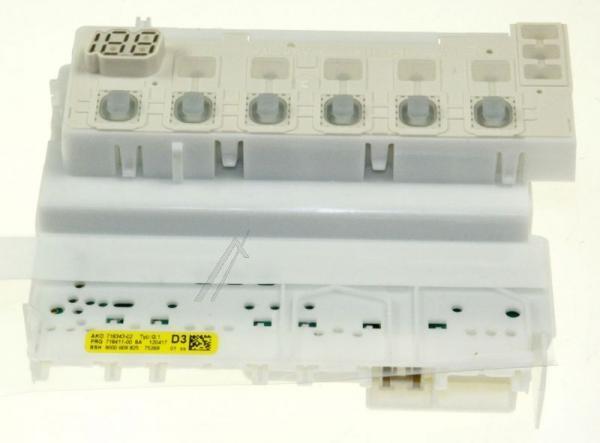 Programator   Moduł sterujący (w obudowie) skonfigurowany do zmywarki 00642891,0