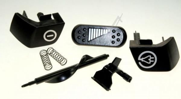 Klawisz | Przycisk włącznika i zwijacza kabla do odkurzacza Nilfisk 1470403500,0