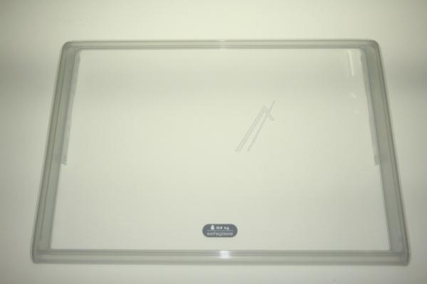 Szyba | Półka szklana kompletna do lodówki 481245088389,0