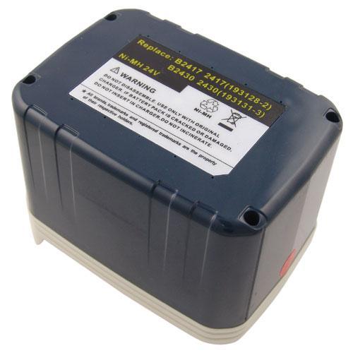 Bateria | Akumulator WKZA24010 do elektronarzędzi Makita (24V | 3000mAh),0
