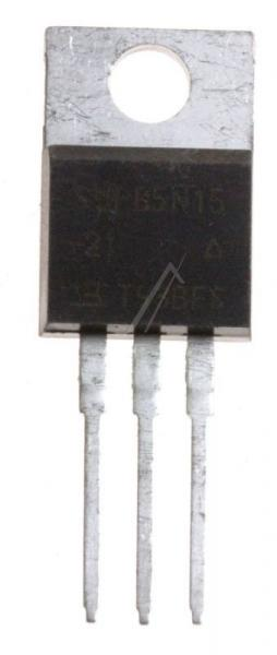 SUP85N15-21-E3 Tranzystor TO-220 (n-channel) 150V 85A 5.8MHz,0