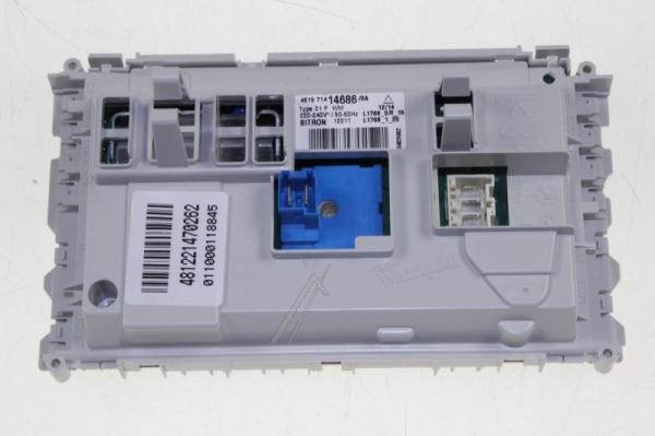 Moduł elektroniczny skonfigurowany do pralki 481221470262,0