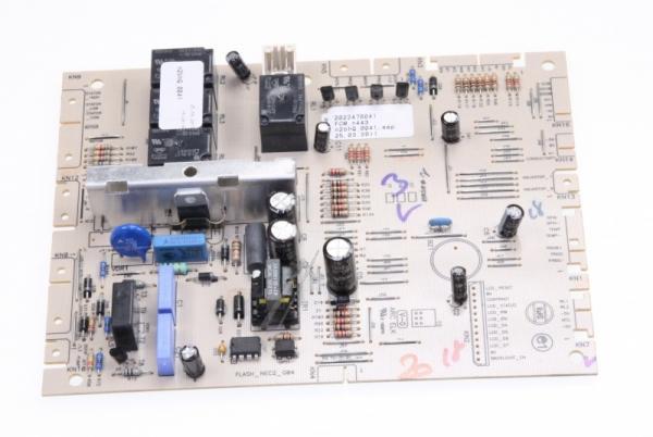 Moduł elektroniczny skonfigurowany do pralki 2822470041,0