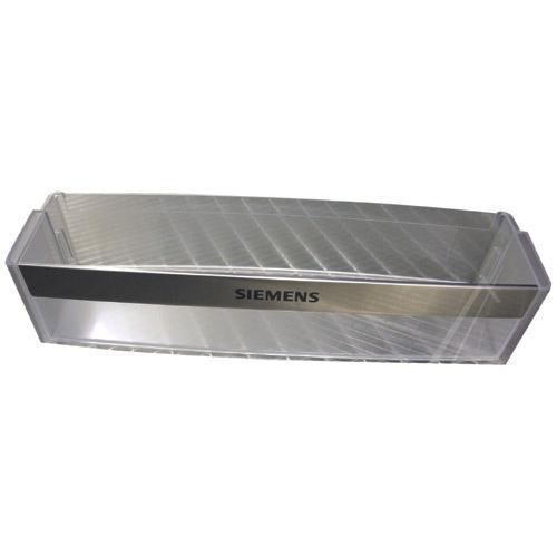 Balkonik | Półka na butelki na drzwi chłodziarki (dolna) do lodówki Siemens 00667995,0