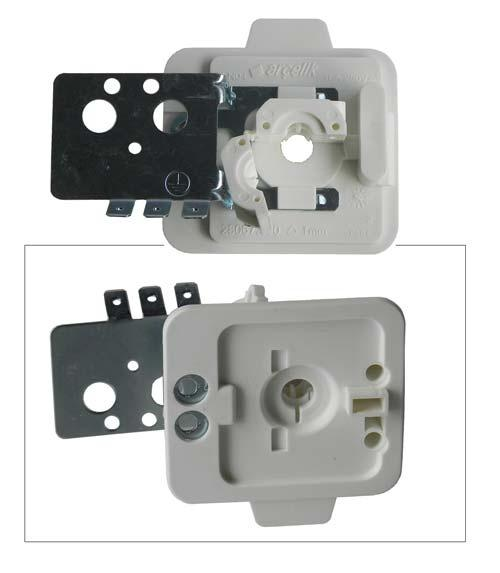 Uchwyt filtra przeciwzakłóceniowego do pralki 2890200300,0