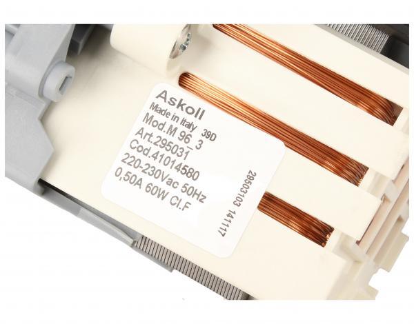 Pompa myjąca (obiegowa) z turbiną do zmywarki Candy 41014580,2