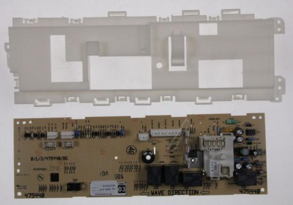 Moduł elektroniczny skonfigurowany do pralki Beko 2822530435,0