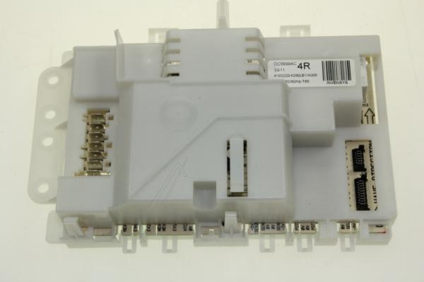 Moduł elektroniczny skonfigurowany do pralki 49009824,0