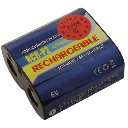DIGCA60002 Bateria | Akumulator 6V 500mAh do kamery,0