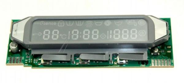 Ekran   Wyświetlacz elektroniczny wyświetlaczem do pralki 481223958089,0