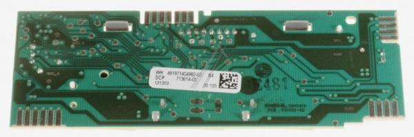 Ekran   Wyświetlacz elektroniczny wyświetlaczem do pralki 481223958089,2