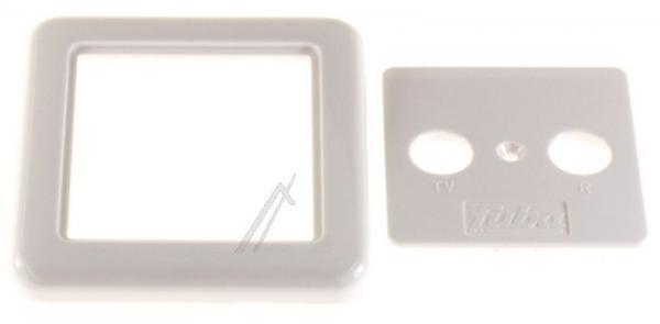 Obudowa naścienna 75mm gniazda sieciowego FUBA 22520066,1