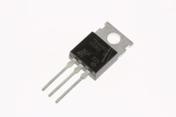 STP6NK60Z Tranzystor TO-220 (n-channel) 600V 6A 71MHz,0