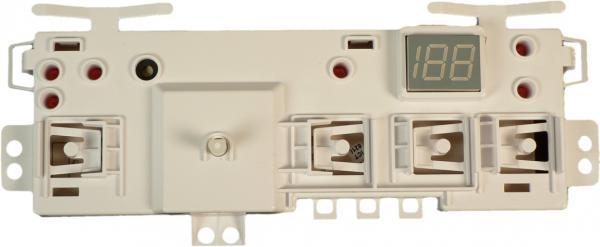 Moduł elektroniczny   Moduł sterujący (w obudowie) skonfigurowany do zmywarki V54M004A4,0
