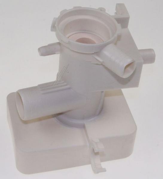 Obudowa pompy odpływowej z filtrem do pralki Electrolux 1320715533,0