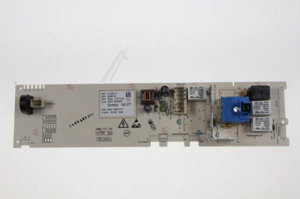 Moduł elektroniczny skonfigurowany do pralki 162077,0