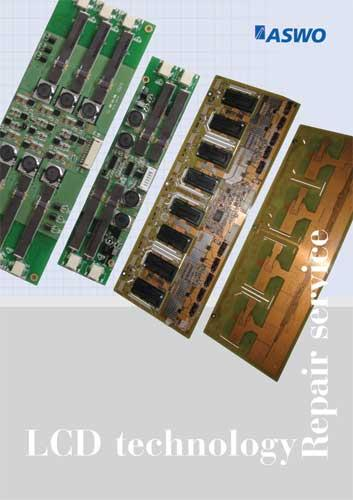 LCD REPAIR-SERVICE LCD-TECHNOLOGY ENGL.VERSION,0