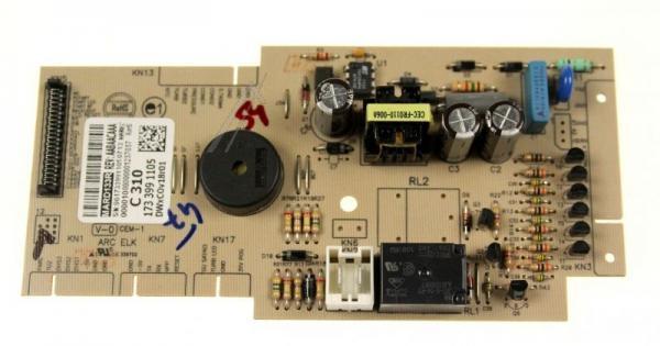 Moduł sterujący skonfigurowany do zmywarki 1733991105,0