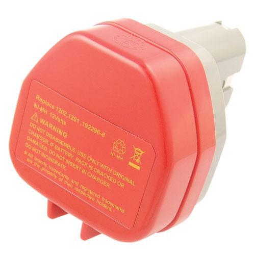 Bateria | Akumulator WKZA12016 do elektronarzędzi Makita (12V | 3000mAh),0