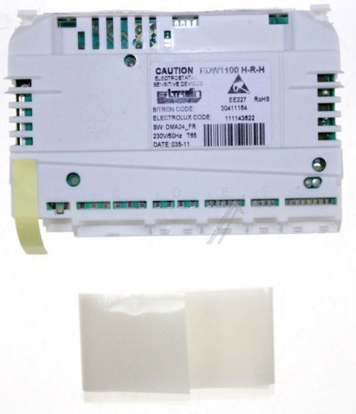 Moduł sterujący (w obudowie) skonfigurowany do zmywarki 973911235057016,1