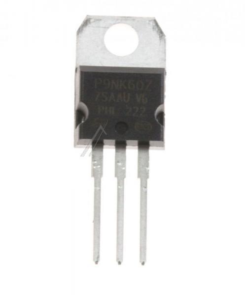 STP9NK60Z Tranzystor TO-220 (n-channel) 600V 7A 60MHz,0