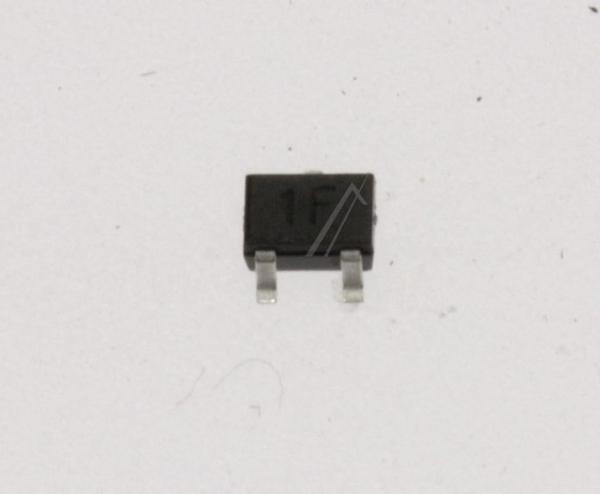 BC847BW Tranzystor SOT-23 (npn) 45V 100mA 4MHz,0