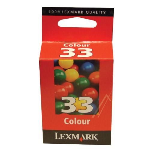 Tusz kolorowy do drukarki  18CX033E,0