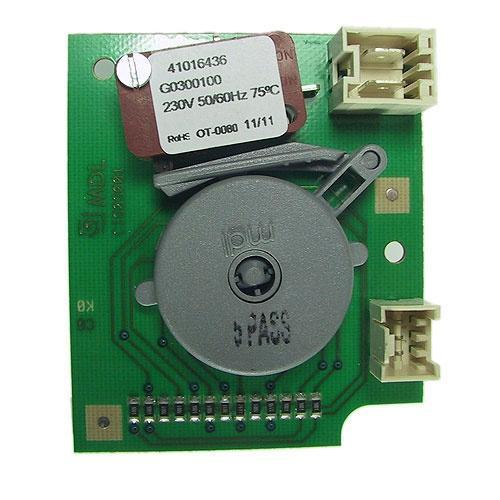 Płytka | Moduł przełącznika funkcyjnego do pralki Candy 41016436,0