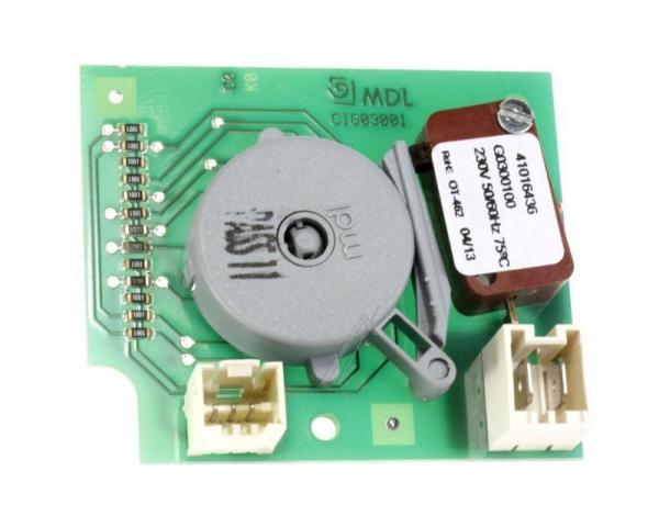 Płytka | Moduł przełącznika funkcyjnego do pralki Candy 41016436,1