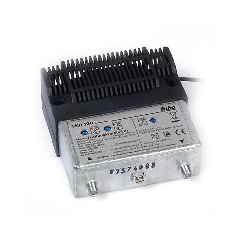 Wzmacniacz antenowy VKD230 szerokopasmowy,0
