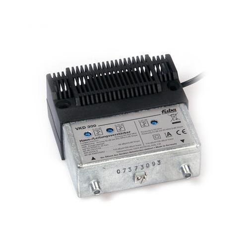 Wzmacniacz antenowy VKD300 szerokopasmowy,0