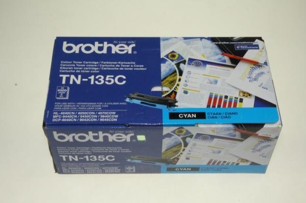 Toner cyan do drukarki  TN135C,0