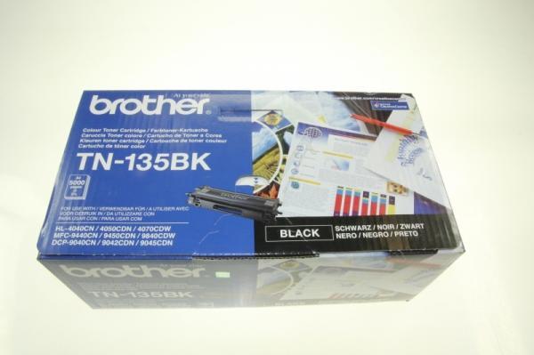 Toner czarny do drukarki  TN135BK,0