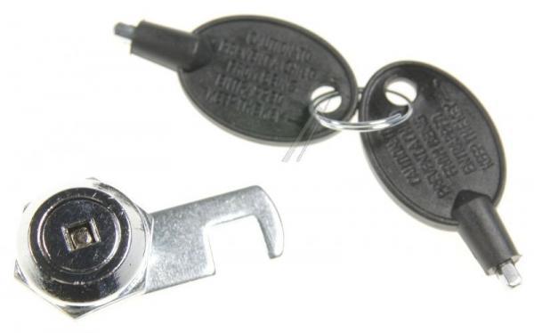 Zamek drzwi z kluczem do lodówki 4548190100,1
