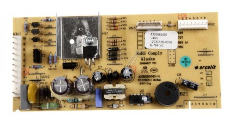 4326992085 Moduł elektroniczny lodówki ARCELIK / BEKO,0