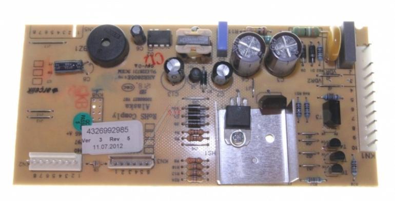 4326992985 CONTROL BOARD ASSY_F60285NE_ALASKA ARCELIK / BEKO,0