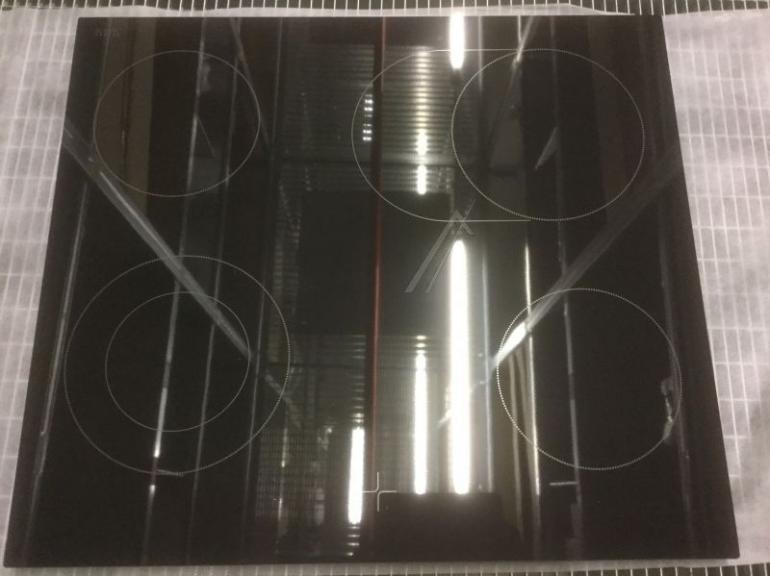Płyta ze szkła ceramicznego Beko 4490261044,0