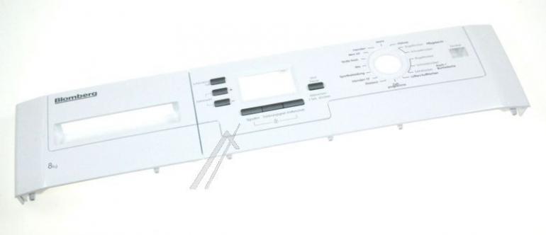 2972509003 Maskownica / front panelu sterowania + front szuflady ARCELIK / BEKO,0