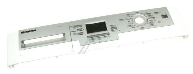 2972509004 Maskownica / front panelu sterowania + front szuflady ARCELIK / BEKO,0
