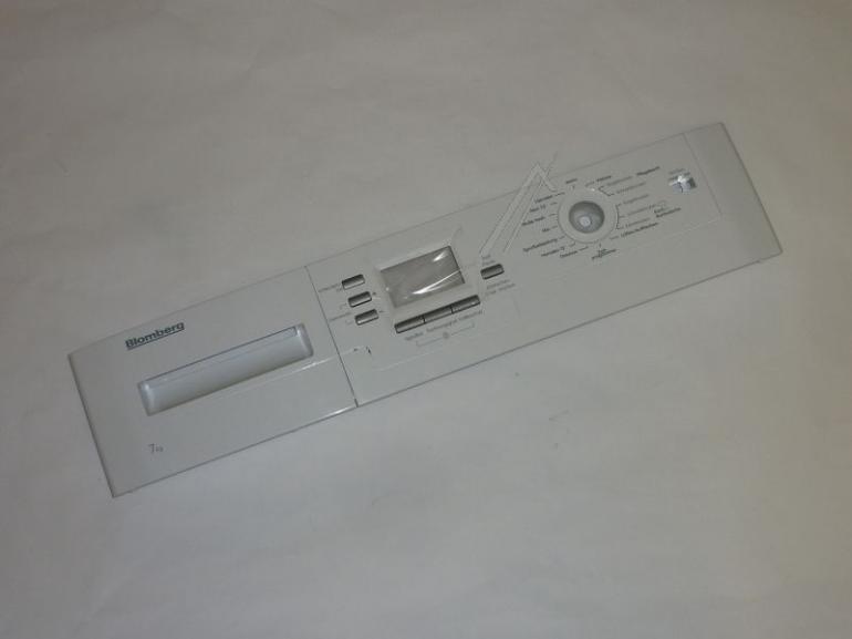 2972509009 Maskownica / front panelu sterowania + front szuflady ARCELIK / BEKO,0