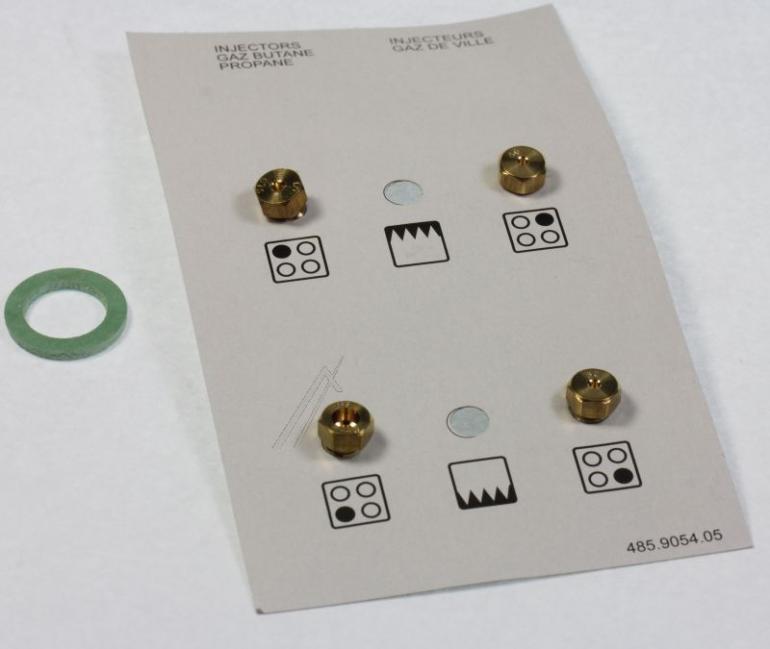4431900105 G30-50 INJECTOR GR ( LPG ) ARCELIK / BEKO,0