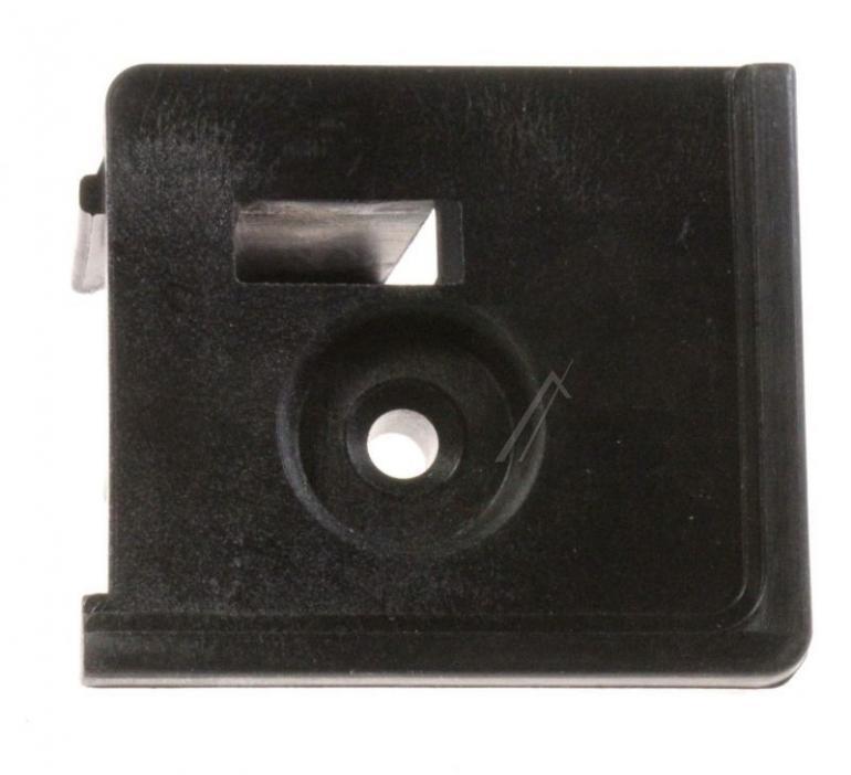 Uchwyt górny prawy szyby drzwi do piekarnika Beko 450930003,1