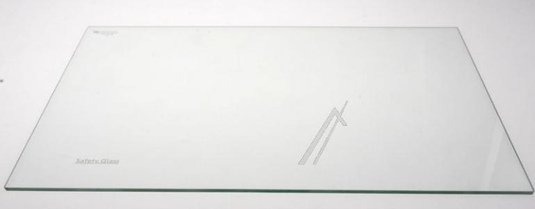 Półka szklana nad pojemnikiem na warzywa 44.5x30 do lodówki Beko 4561812100,0