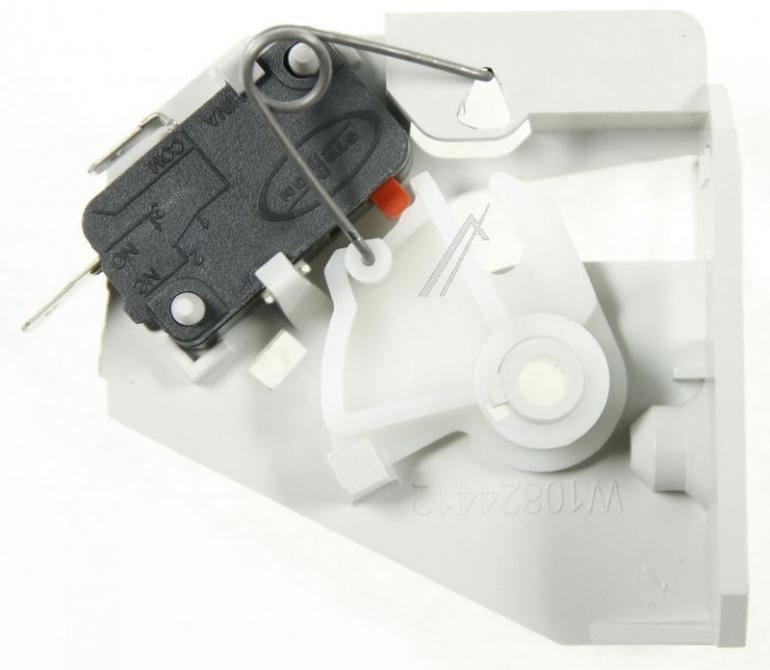 Blokada drzwiczek do mikrofalówki Whirlpool 482000012555,0