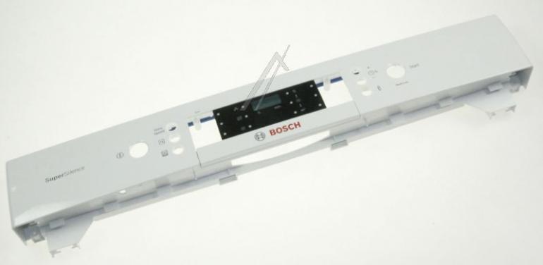 Panel przedni z maskownicą i uchwytem do zmywarki Bosch 00668403,0