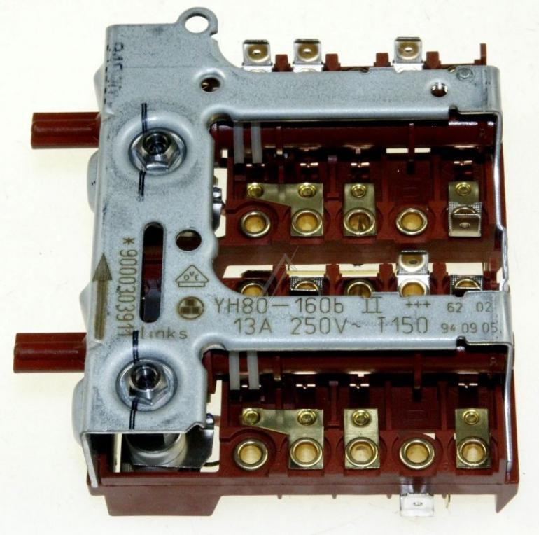 00646304 Regulator energii - blok podwójny  BOSCH/SIEMENS,0